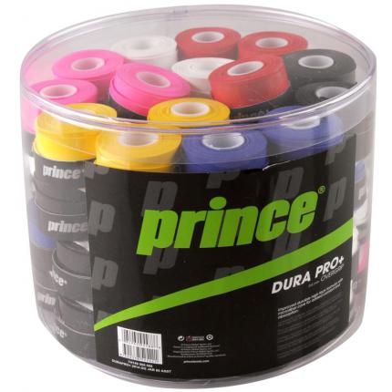 Овергрип Prince dura pro+ , ассорти, 60шт/уп