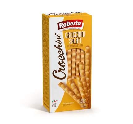 Хлебные палочки Roberto Гриссини Кроккини соленые 250г