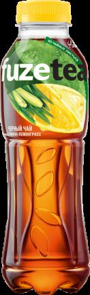 Чай черный Fuzetea Лимон-Лемонграсс 500мл