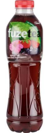 Чай черный Fuzetea Лесные ягоды-Гибискус 1л