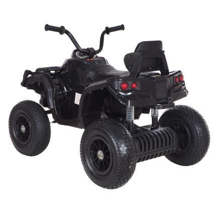 Электроквадроцикл ZHEHUA Черный/BLACK надувные колеса