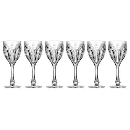 Набор фужеров для вина Crystalite Bohemia Safari 290 мл (6 шт)