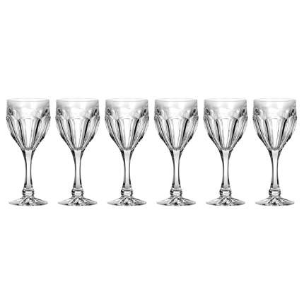 Набор фужеров для вина Crystalite Bohemia Safari 190 мл (6 шт)