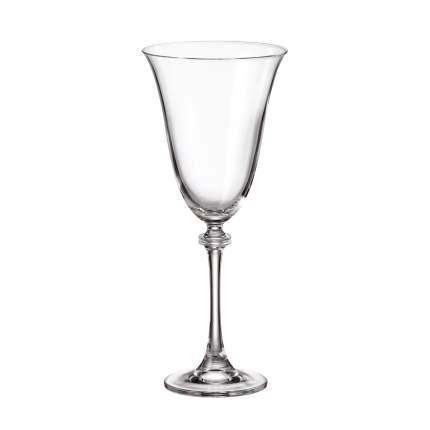 Набор фужеров для вина Crystalite Bohemia Asio/Alexandra 350 мл (6 шт)