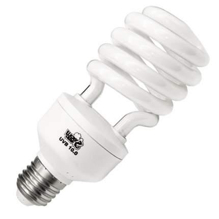 Люминесцентная лампа для террариума Lucky Herp Reptile UVB 10.0 Desert Compact, 26 Вт