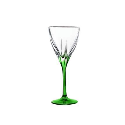 Фужер для вина зеленый RCR Fusion 250 мл