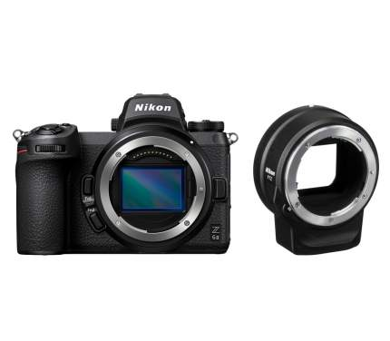 Фотоаппарат системный Nikon Z 6 II Body FTZ Adapter