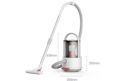 Пылесос Deerma Vacuum Cleaner Wet and Dry TJ200EU (Global)