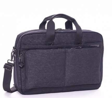 Сумка Hedgren HWALK07M Walker Briefcase Harmony M 15,6 Asphalt