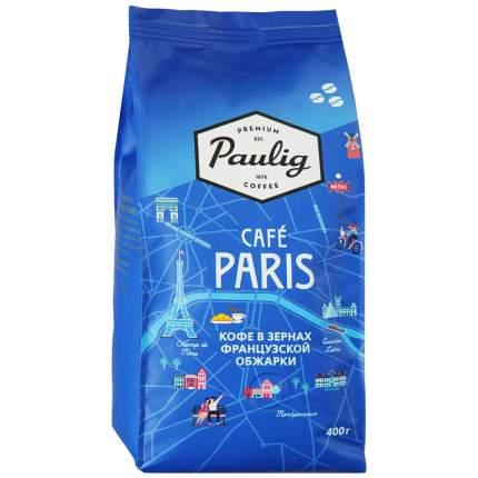 Кофе Paulig Paris натуральный жареный в зернах 400 г