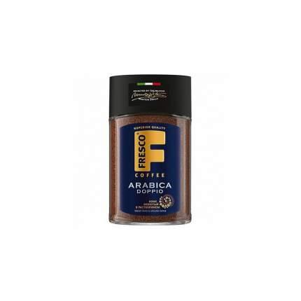 Кофе Fresco Doppio Arabica молотый растворимый 100г