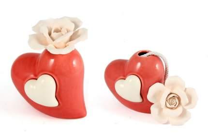 Аромалампа Сердце, 11x8x12 см, арт. 110203