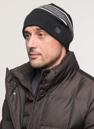 Шапка мужская Totti 40277 черная 56-58