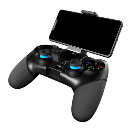 Беспроводной геймпад для смартфона с держателем, черный, VR galaxy VR-PAD-4