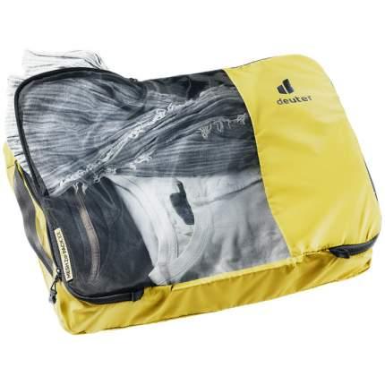 Туристический баул Deuter Mesh Zip Pack 10 л turmeric/black