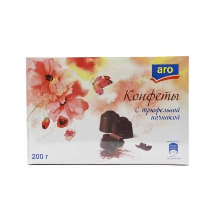 Конфеты Aro шоколадные со трюфельной начинкой 200 г