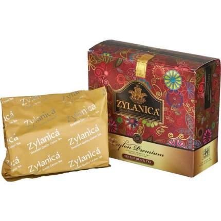 Чай Zylanica черный цейлонский в пакетиках 100*2 г