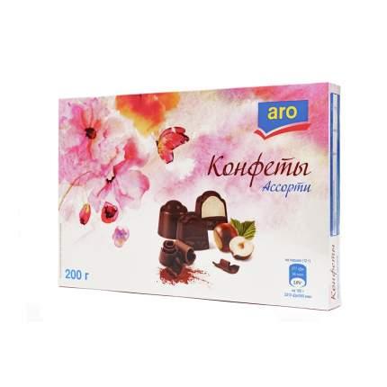 Конфеты Aro ассорти шоколадные 200 г