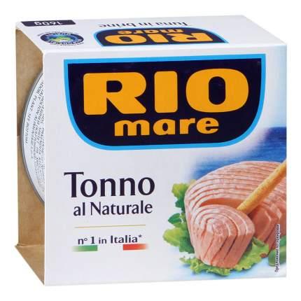 Тунец Rio Mare в собственном соку 160 г