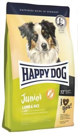 Сухой корм для щенков Happy Dog Junior Lamb & Rice, гипоаллергенный, ягненок и рис, 1кг