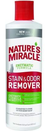 Уничтожитель запаха кошачьих меток и мочи Natures Miracle JFC Enzymatic formula, 473мл