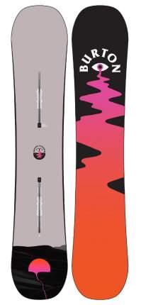 Сноуборд Burton Yeasayer FV 2021, multicolor, 148 см
