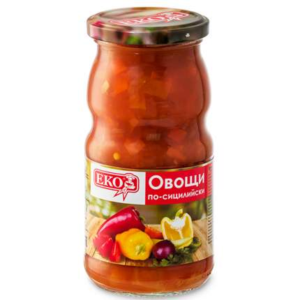 Овощи EKO по-сицилийски 500 г