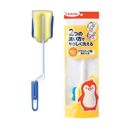 Щётка-спонж для мытья детских бутылочек ChuChu Baby