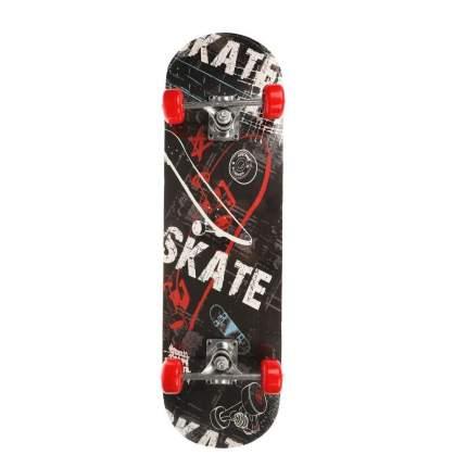 Скейтборд Наша игрушка 70х20 см, PVC колеса