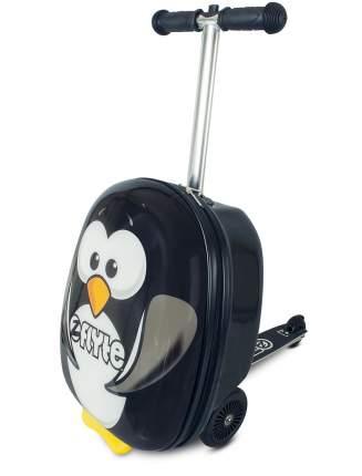 Самокат-чемодан Zinc Пингвин