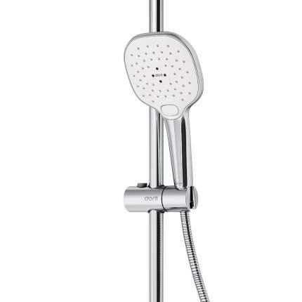 Dorff D0140000 Prime душевой комплект, ручной душ 5 функций, стойка 600 мм, шланг 175 мм