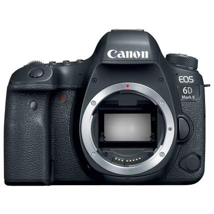 Фотоаппарат зеркальный Canon EOS 6D Mark II Body Black