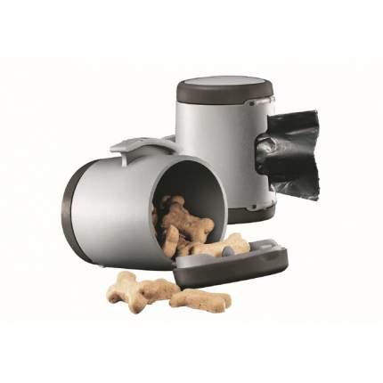 Прогулочный многофункциональный бокс Flexi Vario Multi Box S-M-L антрацит, пластик