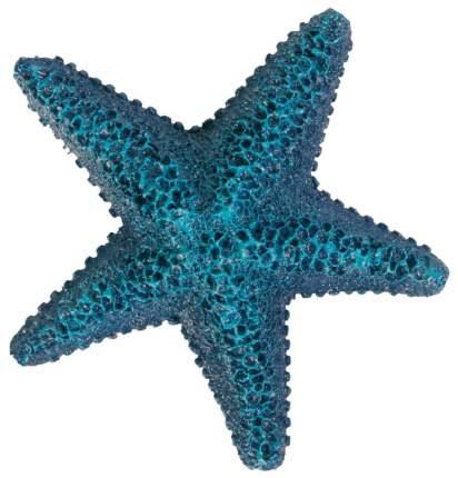 Грот для аквариума TRIXIE Assorted Sea Stars Морские звезды, в ассортименте, 24х17х12 см