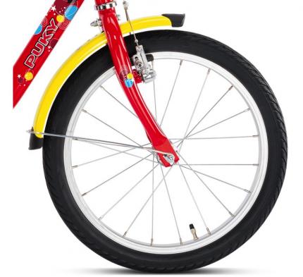 Двухколесный велосипед Puky Z8 red красный