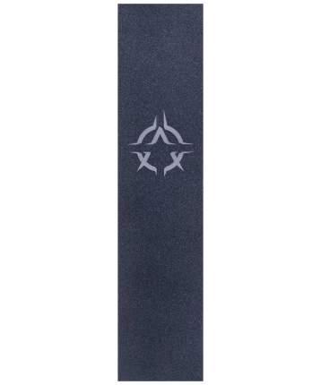 Шкурка для трюкового самоката XAOS Grey Logo