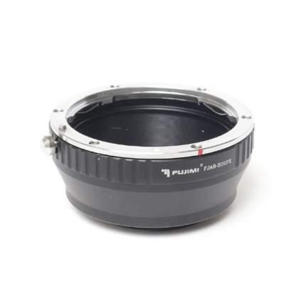 Переходник Fujimi FJAR-EOSFX EOS на камеры с байонетом FUJI X