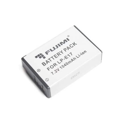 Аккумулятор для фотоаппарата и видеокамеры Fujimi LP-E17 + ЗУ