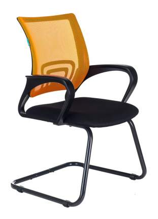 Офисный стул Бюрократ CH-695N-AV 1183802, черный/оранжевый