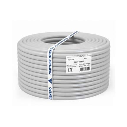 Провод Партнер-электро ПВС 2х1,5 ГОС