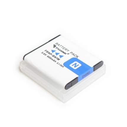 Аккумулятор для фотоаппарата и видеокамеры Fujimi FBNP-BN1M