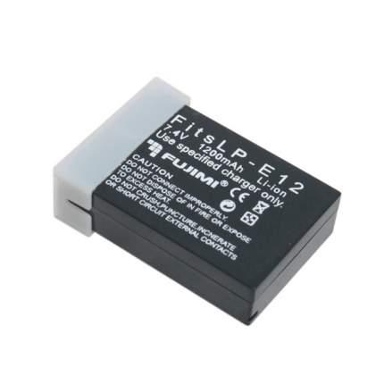Аккумулятор для фотоаппарата и видеокамеры Fujimi FBLP-E12M