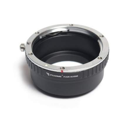 Переходник Fujimi FJAR-EOSSE с Canon EOS на E SONY NEX