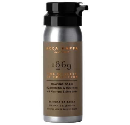 Acca Kappa 1869 Shaving Foam - Пена для бритья 50 мл/853409