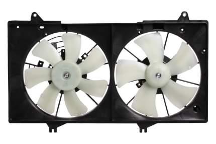 Электровентиляторы охлаждения с кожухом (2 вент.) Mazda 6 (GH) 1.8i/2.0i LUZAR LFK 25EP