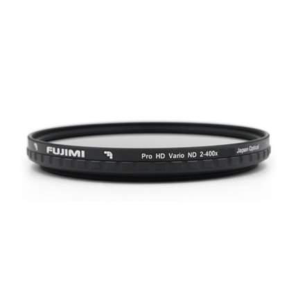 Нейтральный ND-фильтр Fujimi Vari-ND / ND2-ND400 с изменяемой плотностью (77 мм)