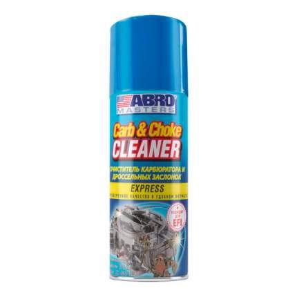 Очиститель карбюратора и дроссельных заслонок 160гр спрей (Abro Masters) ABRO CC-090-RW