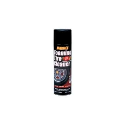 Очиститель шин пенный Abro Masters (650 мл) ABRO TC-800-650-AM-RW