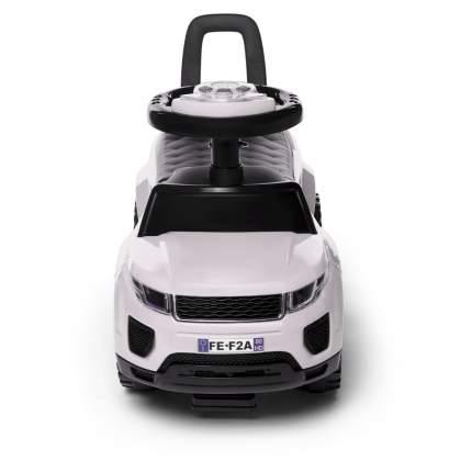 Каталка детская BABYCARE Sport car, белый