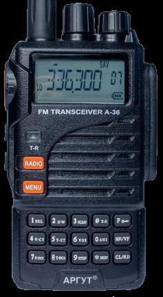Радиостанция Аргут А-36